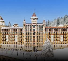 Caux Palace building